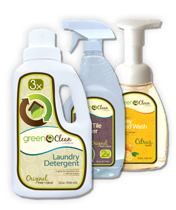 Ardyss Green Cleaning products