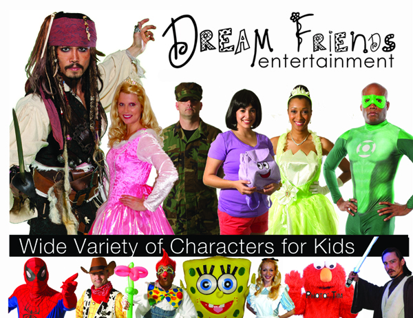 Childrens Birthday Party Entertainment And Places To Have A