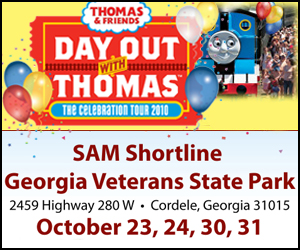 Thomas Day Out - win tickets!