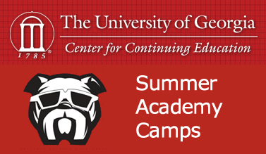 georgia creative writing camps