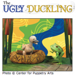 The Ugly Duckling at Center for Puppetry Arts