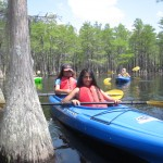 Georgia State Park Kayaking