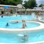 Piedmont Park public Swimming Pool in Atlanta Georgia