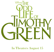 The Odd Life Of Timothy Green movie