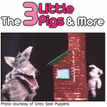 The 3 Little Pigs & More at Center for Puppetry Arts