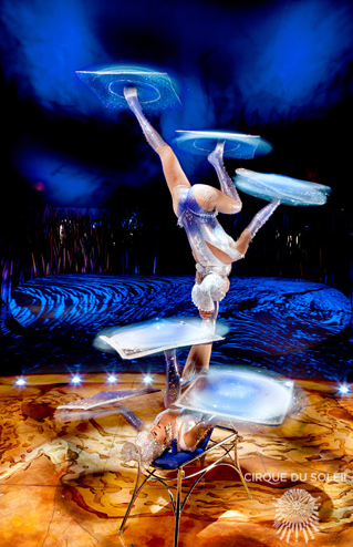 Photo source: Cirque du Soleil