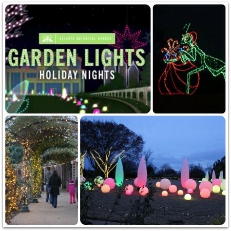 Win Tickets To Garden Lights Holiday Nights At Atlanta Botanical Gardens Atlbotanical