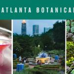 Cocktails in the Garden at Atlanta Botanical Garden - April 2013