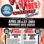 Voices & Vibes Festival at Woodruff Arts Center