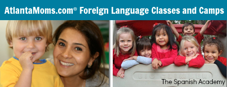 Atlanta Foreign Language Classes for Kids
