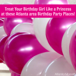 Atlanta girls birthday party