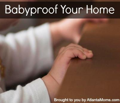 Atlanta baby proofing service