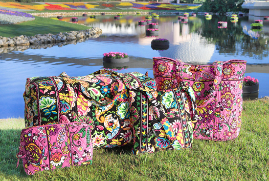 Disney inspired Vera Bradley bags available this Fall