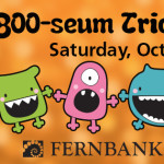 Fernbank Museum Halloween event
