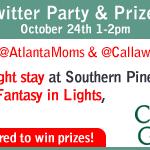 Callaway Gardens Twitter Party October 24th, 2013