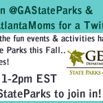 Georgia State Parks Twitter Party
