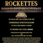 Rockettes Radio City Christmas Spectacular.