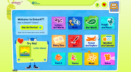 Is your Child Ready for Kindergarten? EmbarK12 Family of ...