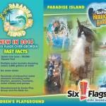 Hurricane Harbor Paradise Island at Six Flags Over Georgia