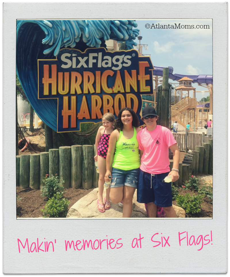 The Parents Guide to Hurricane Harbor at Six Flags Over Georgia ...