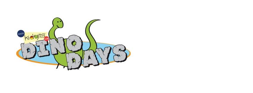 Mall of Georgia Simon Kidgits Club Dino Days - August 2014