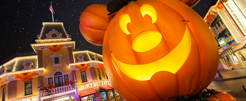 Mickey's Not-So-Scary Halloween Party at Walt Disney World Now ...