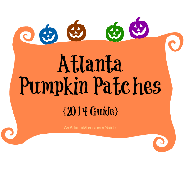 Atlanta Pumpkin Patches