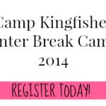 Camp Kingfisher Winter Break Camp at Chattahoochee Nature Center