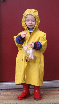 8 Tips to Help Your Preschooler Overcome a Fear of Thunderstorms