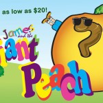 Alliance Theatre James and the Giant Peach