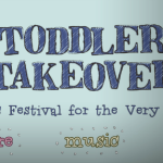 Toddler Takeover Arts Festival at Alliance Theatre