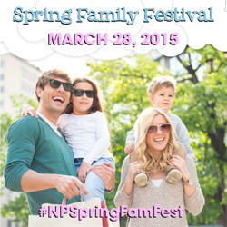 Spring Family Festival at North Point Mall