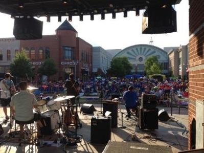 Mall of Georgia Monthly Music Jam