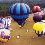 Hot Air Balloon Festival at Callaway Gardens