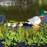 LEGO Exhibit at Atlanta Botanical Garden