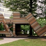 Woodruff Park playground downtown Atlanta