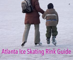 Atlanta Moms Ice Skating Guide