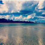 Tybee Island, Georgia beach