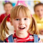 Kids Summer Birthday Party