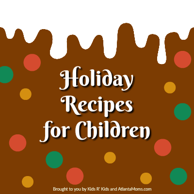 Holiday recipes for children