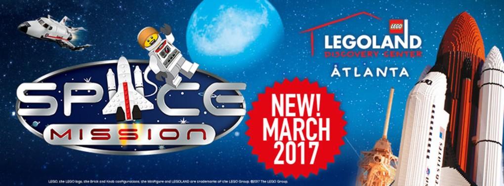 LegoLand opening weekend