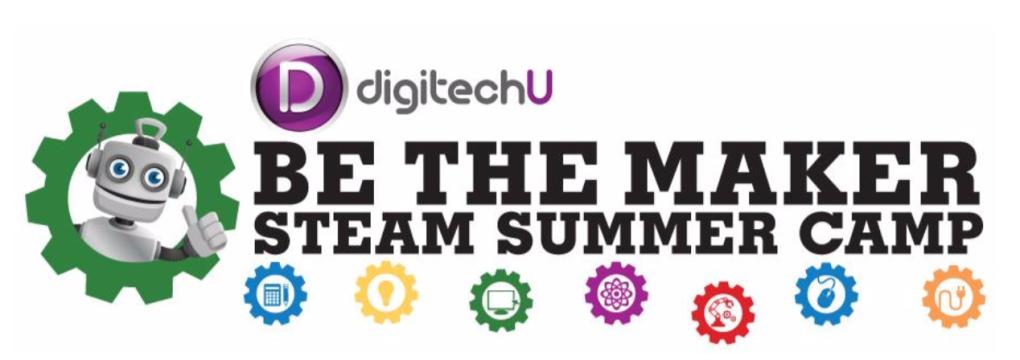 digitech summer camp logo