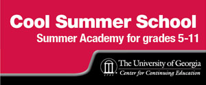Summer Academy at UGA