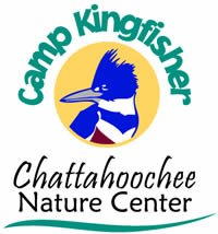 Chattahoochee Nature Center - Camp Kingfisher summer camp