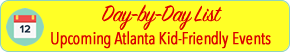 List of upcoming Atlanta events