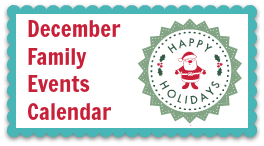 December 2013 Atlanta family events calendar by Atlanta Moms