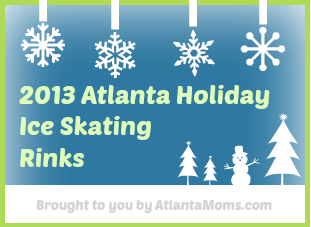 Atlanta holiday ice skating